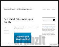 Sell Used Bike in kanpur on olx – Adclassified.in Official WordPress