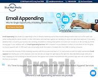 Email Appending Services – Email Append – B2B Email Append Service