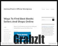 Ways To Find Best Books Sellers And Shops Online – Adclassified.in Official WordPress