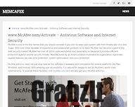 www.McAfee.com/Activate – Antivirus Software and Internet Security